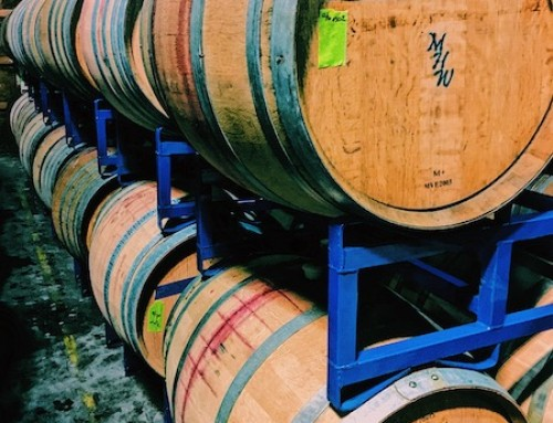 About Wine Tasting…  Barrel Aging: Getting Better with Age