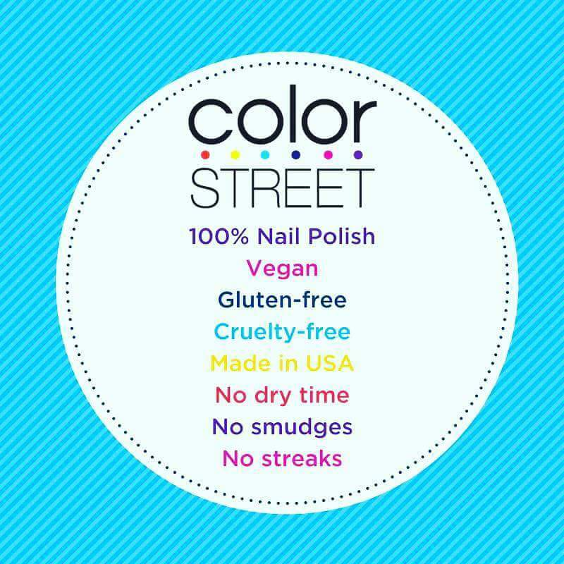 Color Street Nail Party- Happy Hour! – Stave & Stone Wine Estates